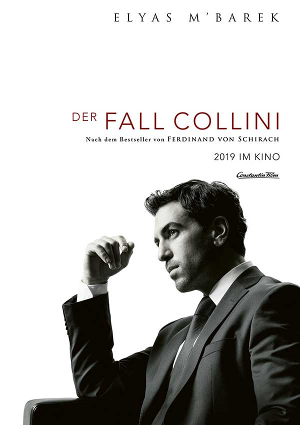Filmposter DER FALL COLLINI