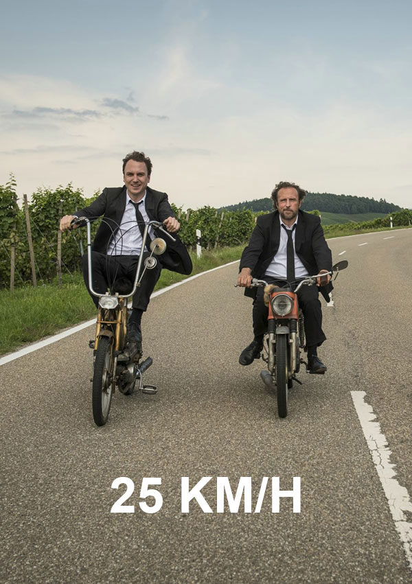 Filmposter 25 KM/H
