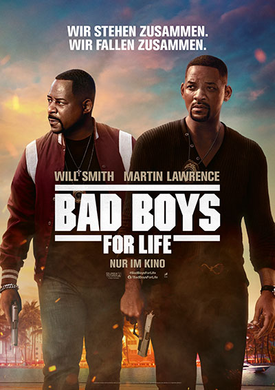 Filmplakat - BAD BOYS FOR LIFE