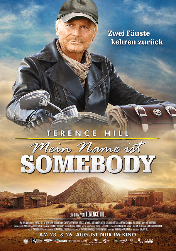 Filmposter Mein Name ist Somebody