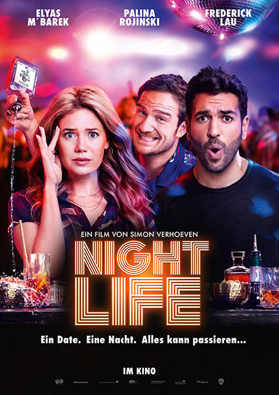 Filmposter - NIGHTLIFE