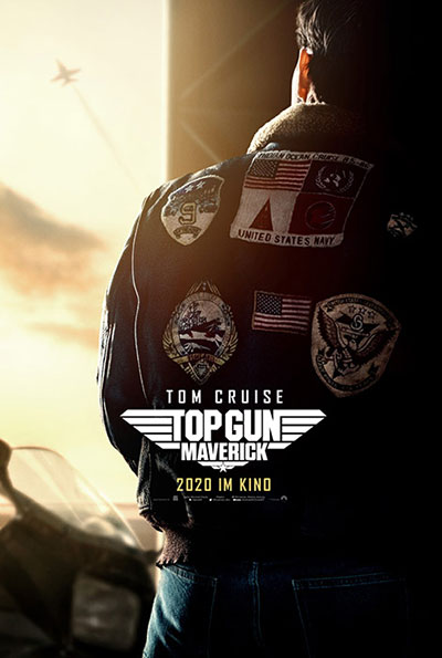 Filmplakat Top Gun Maverick