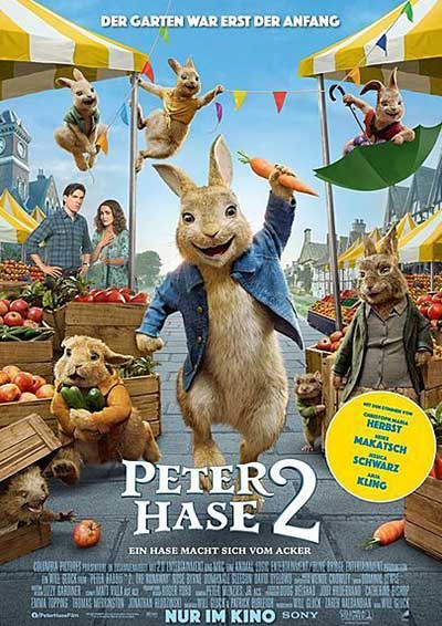 Filmposter Peter Hase 2